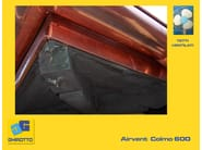Ventilation grille and part AIRVENT COLMO 600 - GHIROTTO TECNO INSULATION