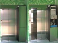 Hydraulic lift ECOFLUID - MEDIALIFT