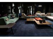 Modular fabric sofa ATMOS - ROCHE BOBOIS