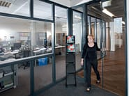 Automatic entry door PORTE KONE GLIDING™ - KONE
