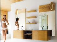 Wall-mounted vanity unit MAORI 9 | Vanity unit - Cerasa