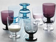 Blown glass glass LEMPI | Glass - iittala