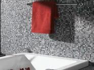 Porcelain stoneware mosaic KAURI | Porcelain stoneware mosaic - JASBA MOSAIK