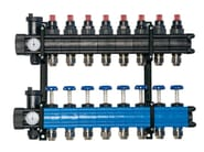 Manifold for drainage system EVOFLOOR - PANTHERM