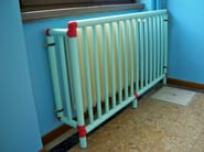 Safety cover for radiator SICURTERMO - TOPFILM