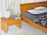 Solid wood double bed TAURUS | Bed - vitamin design