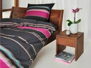 Solid wood double bed VILLA - vitamin design