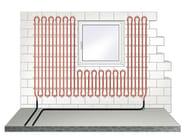 Radiant wall panel FONTERRA SIDE 12 CLIP - Viega Italia