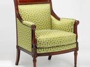 Fabric with graphic pattern MEZZALUNA - Dedar