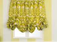Jacquard cotton fabric with graphic pattern IKAT - Dedar