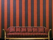 Striped linen fabric for curtains SOHO-BRUSH - Dedar