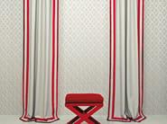 Washable sheer linen fabric for curtains CASABLANCA - Dedar