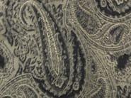 Paisley washable fabric for curtains ANISH - Dedar