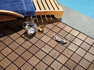 Wooden decking Larideck® - BELLOTTI