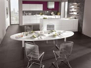 Lacquered kitchen INTEGRA 864 - Nobilia-Werke