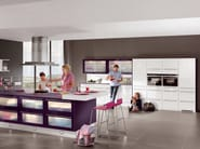 Lacquered kitchen CAMPO 309 - Nobilia-Werke