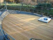 Wooden planks for flooring ANGELIM AMARGOSO - Ravaioli Legnami