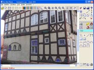 Photographic relief, straightening and calibration On Site Photo - Allplan Italia