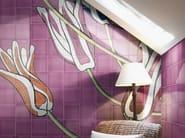 Ceramic wall tiles TULI ART - CERAMICA BARDELLI