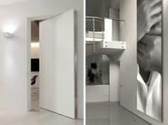 Flush-fitting pivot door Pivot door - LINVISIBILE by Portarredo