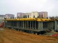 Formwork and formwork system for concrete ECO - Condor