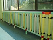 Safety cover for radiator TERMO SICURO | Safety cover for radiator - Piesse