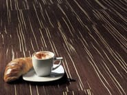 Multi-layer wood parquet CALEIDOSYSTEM - TABU