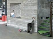 Aluminium umbrella stand MATCH | Umbrella stand - Schönbuch