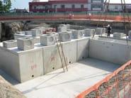 Treatment and purification equipment Impianti di prima pioggia - F.LLI ABAGNALE