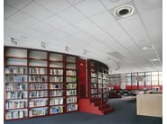 Acoustic rock wool ceiling tiles SAHARA - ARMSTRONG Building Products