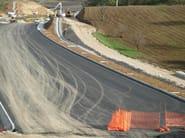 Concrete element for perimeter enclosure Curb - F.LLI ABAGNALE
