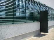 Louver fence TALIA® VENTUS - NUOVA DEFIM