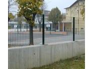 Grating fence MEROPE® - NUOVA DEFIM