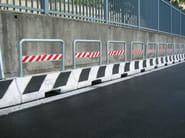 Road noise barrier MINI NEW JERSEY - F.LLI ABAGNALE