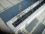 ICF to stay in Neopor for concrete walls ARGISOL - BIOISOTHERM