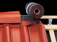 Breathable under roof fabric ROLL-FIX® - KLÖBER ITALIA