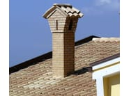 Bent roof tile Bent roof tile - COTTO CUSIMANO