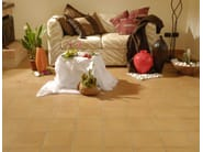 Indoor/outdoor quarry flooring Rustic Ancient - COTTO CUSIMANO