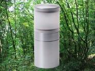 Bollard light Garden DRAGONE LED - Tecnoilluminazione