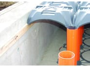 Formwork and dome for hollow core slab NUOVO ELEVETOR ® - GEOPLAST