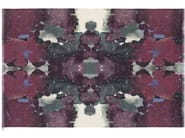 Wool rug with floral pattern DAG & NATT - Kasthall