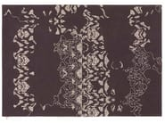 Patterned wool rug EMBROIDERY - Kasthall
