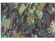 Wool rug with floral pattern AIKO - Kasthall