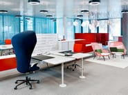 High-back executive chair WORKBAY - Vitra