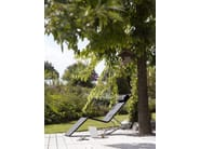 Polyurethane lounge chair MVS CHAISE - Vitra