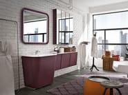 Bathroom furniture set SUEDE 106/107 - Cerasa
