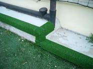 Synthetic grass Sports flooring for Soccer Fields ECOCORNER - TOPFILM