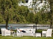 Garden side table BARCELONA | Garden side table - Dedon