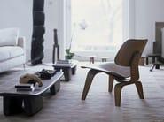 Sedia in multistrato LCW - Vitra