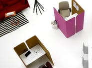 Individual office workstation WORKSHELTER - Vitra